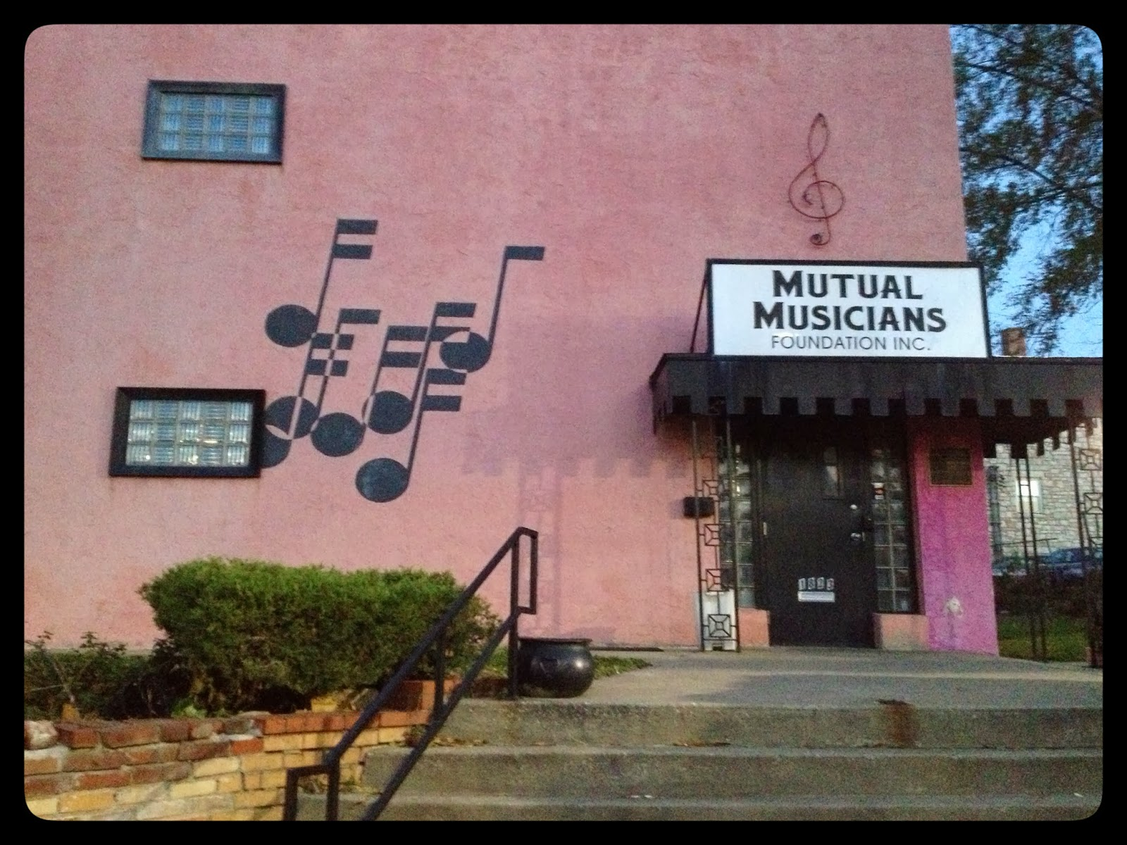 Mutual Musicians Foundation, Inc.