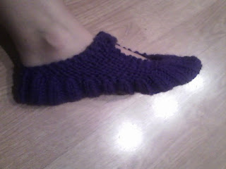 Slippers? - Knitting Paradise - Forum