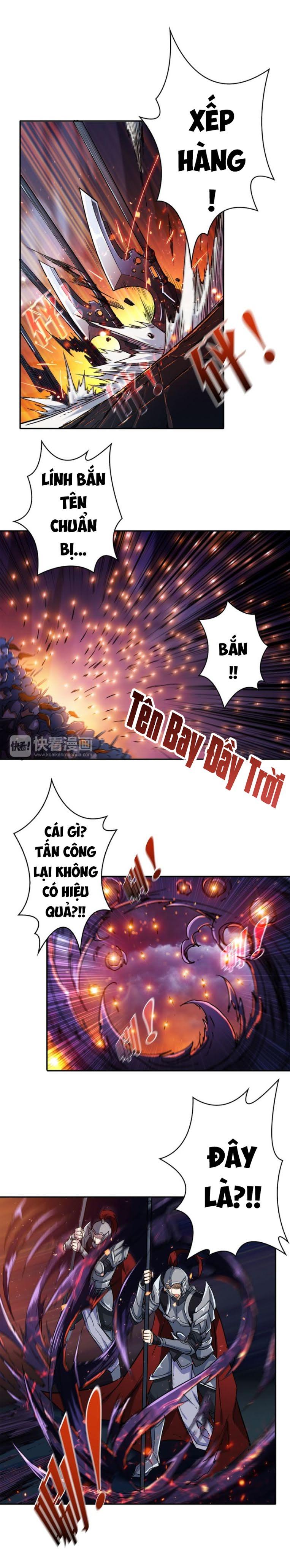 Phệ Thần Kỷ - Chap 0