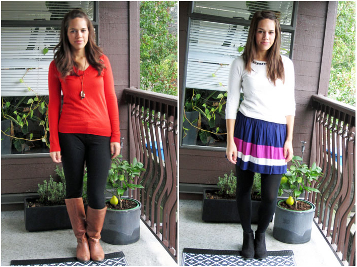 jules in flats: october - personal style blog - business casual workwear on a budget