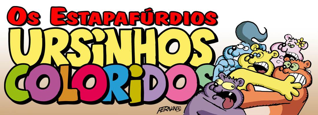 Blog dos Estapafúrdios Ursinhos Coloridos