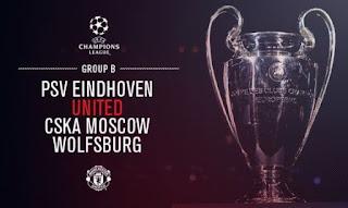 MU Daftarkan Nama-Nama Pemainnya untuk Liga Champions