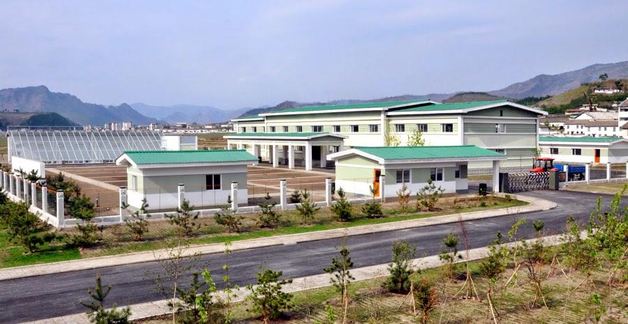 Impresionantes logros sociales y de Obras publicas de Corea del Norte en el 2014 2014-05-21-p-04-1