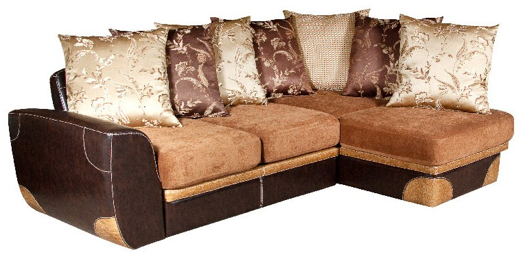 Canap d 39 angle pas cher canap fauteuil et divan for Canape rond pas cher