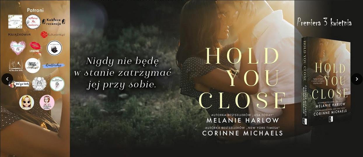 Zapowiedź Wydawnictwa NieZwykłe: nowa książka Corinne Michaels już 3 kwietnia!