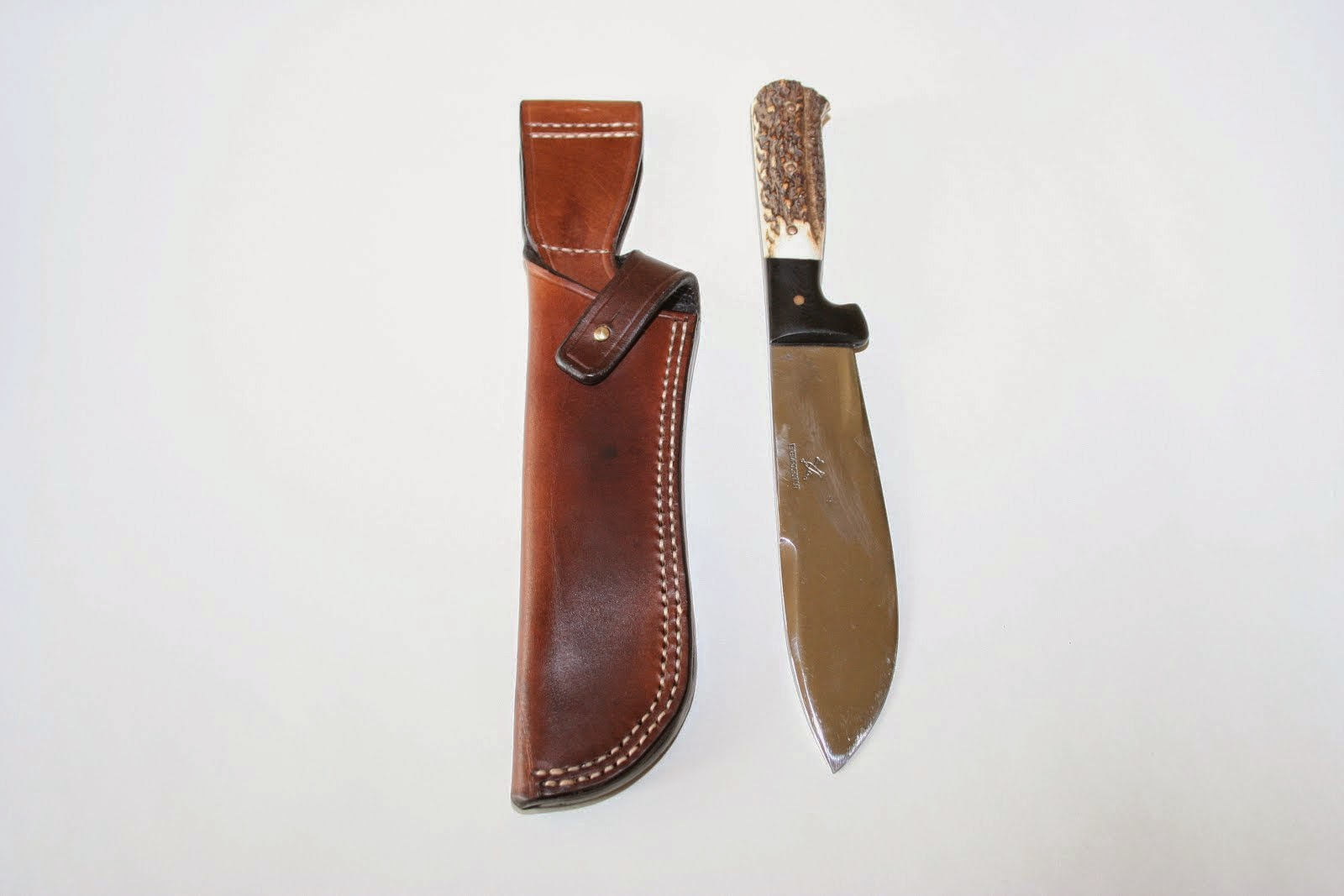 Custom Sheath for Austrian hunting knife