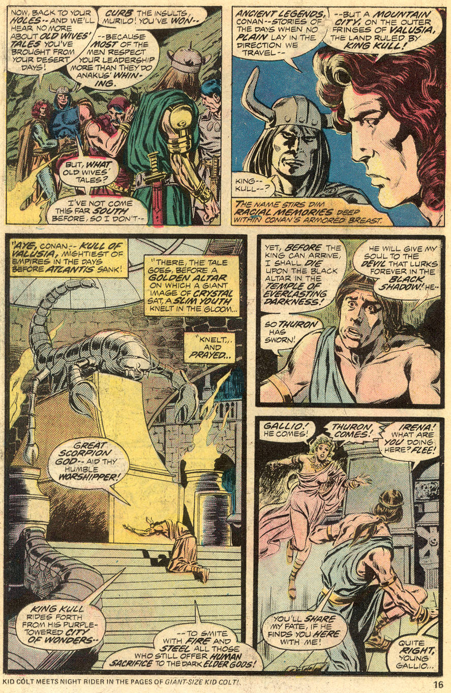 Conan the Barbarian (1970) Issue #52 #64 - English 11