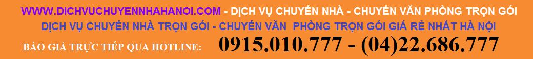 Phát Đạt cung cấp dịch vụ chuyển nhà trọn gói Hà Nội giá rẻ GỌI 0915.010.777 - 0422.686.777