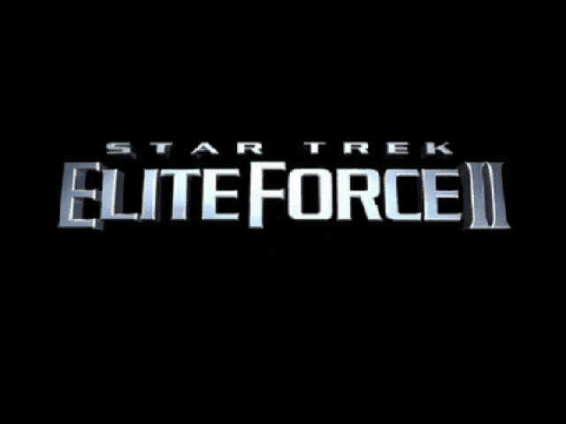 Star Trek Elite Force 2 title screen