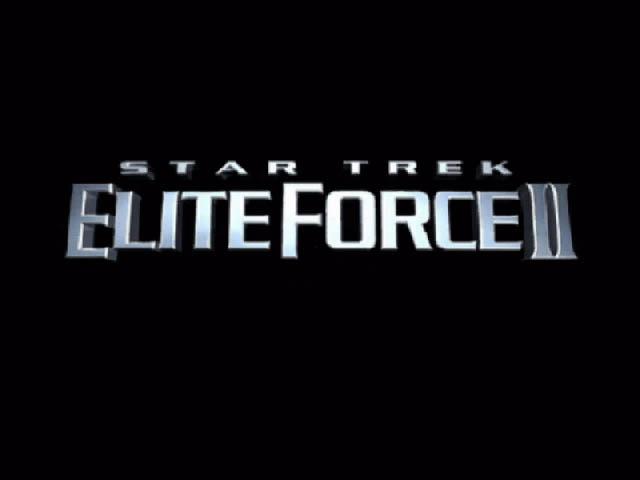 Star Trek Elite Force 2 title screen
