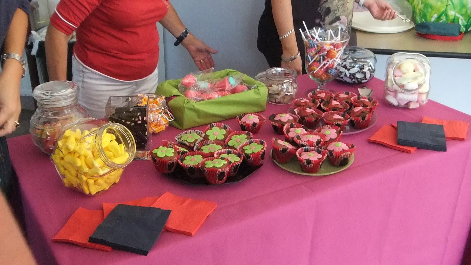 Molto piovono dolcetti: Candy Buffet FB31