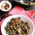 Moringa Leaves Stir Fry With Jackfruit Seeds | Drumstick Leaves Subzi | Maskachi Bhaji