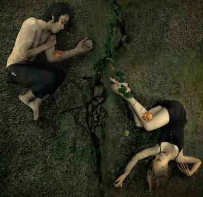 Mơ thấy đất sụp dưới chân mình