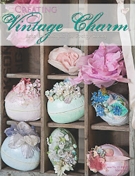 Featured in Creating Vintage Charm Spring 2013