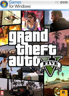 Free Download Games GTA 5 Full Version For PC