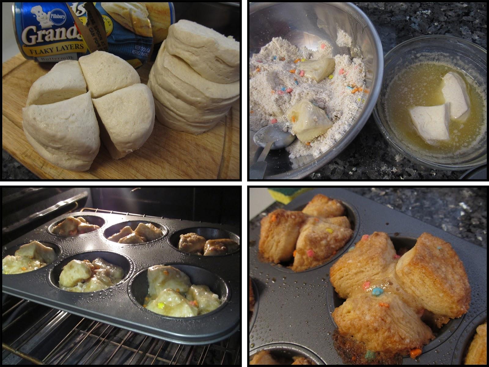 Cake Batter Monkey Bread {TWC Linky Party #84 - Breakfast Breads}
