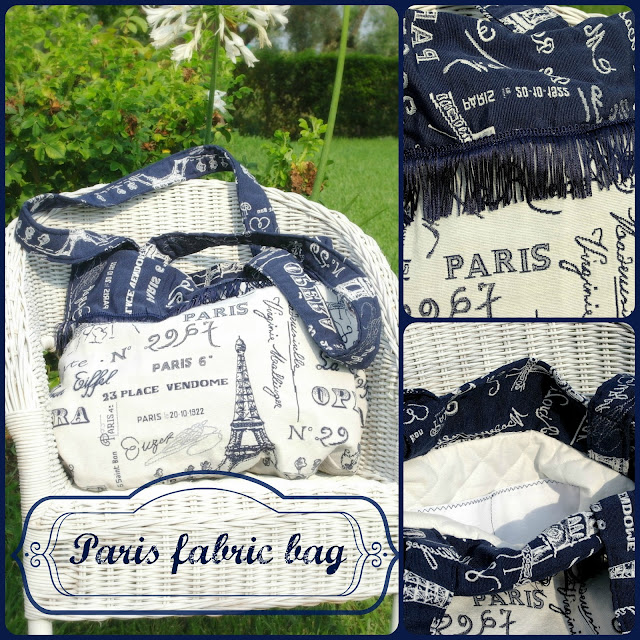 fabric bag paris
