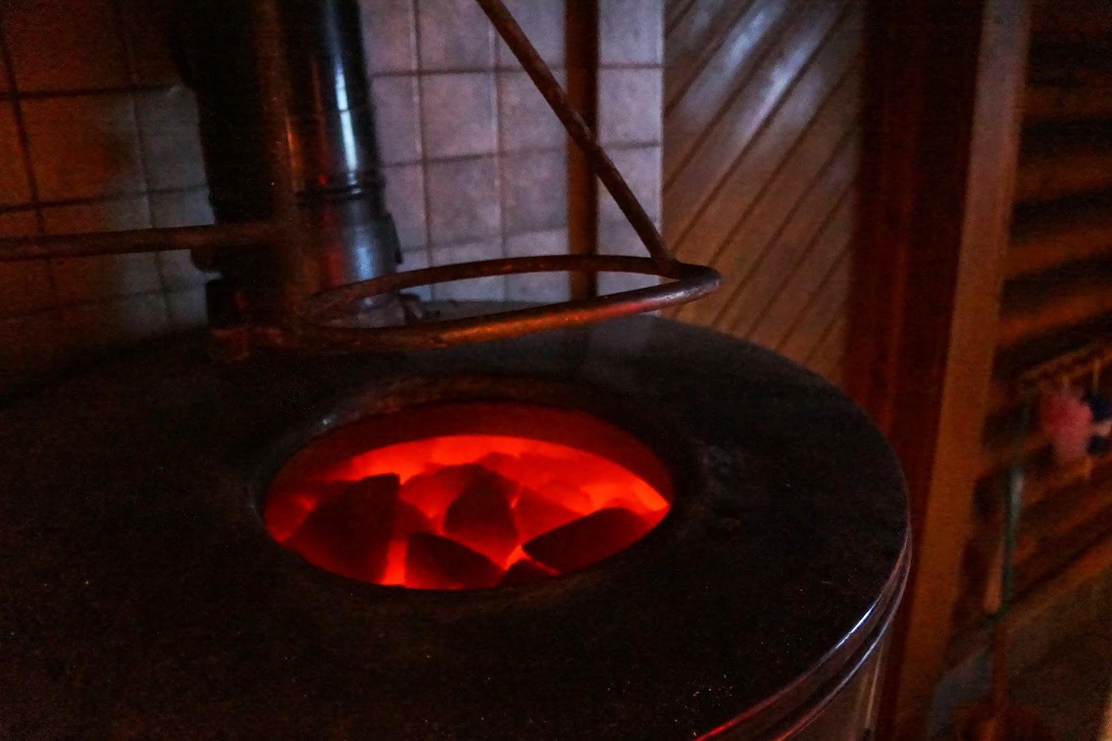 sauna stove finnish