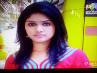serial actress in saree stills , Hot actress in pattusari serial