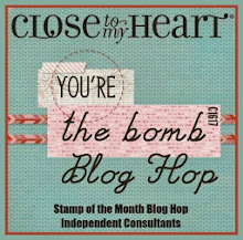 CTMH You're the Bomb Blog Hop