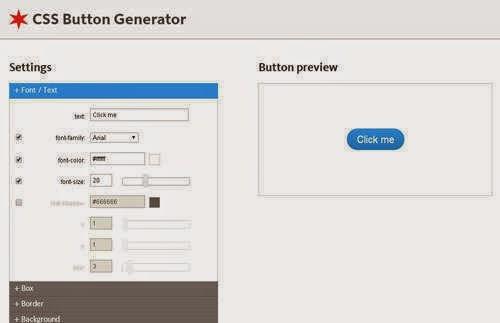 Online CSS3 Code Generator