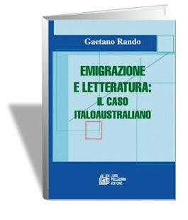 EMIGRAZIONE E LETTERATURA : IL CASO ITALOAUSTRALIANO