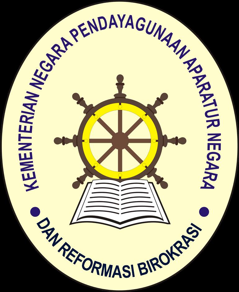 Logo  Kementerian Pendayagunaan Aparatur Negara dan Reformasi Birokrasi [Kemeneg PAN]