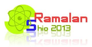 RAMALAN TAHUN 2013 PARANORMAL
