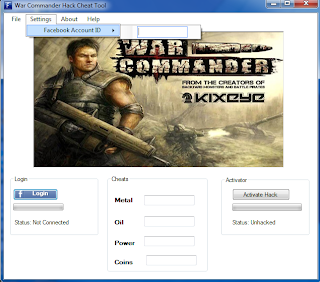 war commander hack