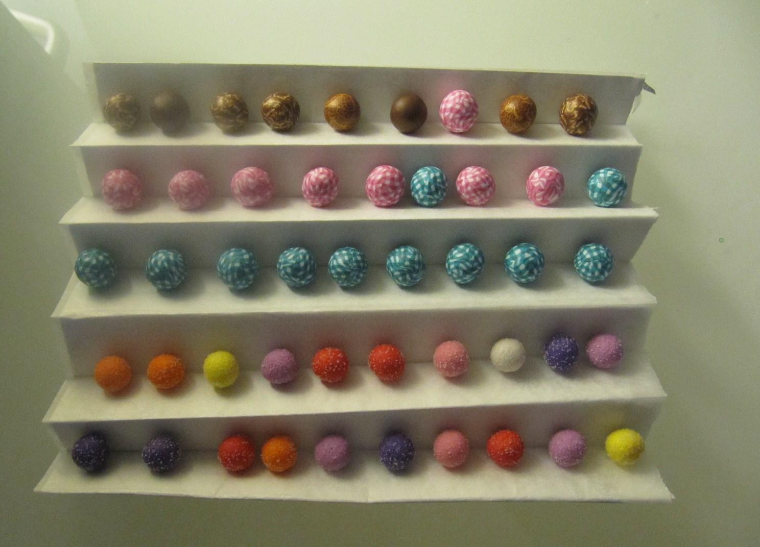 bijoux de cr 233 ation en p 226 te fimo tuto r 233 aliser des perles en fimo avec du sel