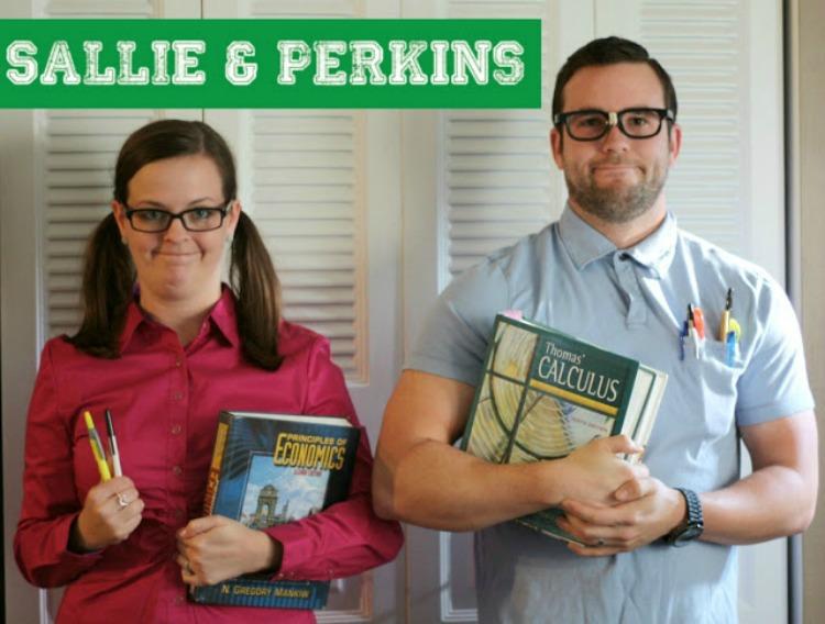 nerd couple student loans