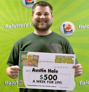 Indian Harbor Beach Bartender Wins $500 A Week For Life