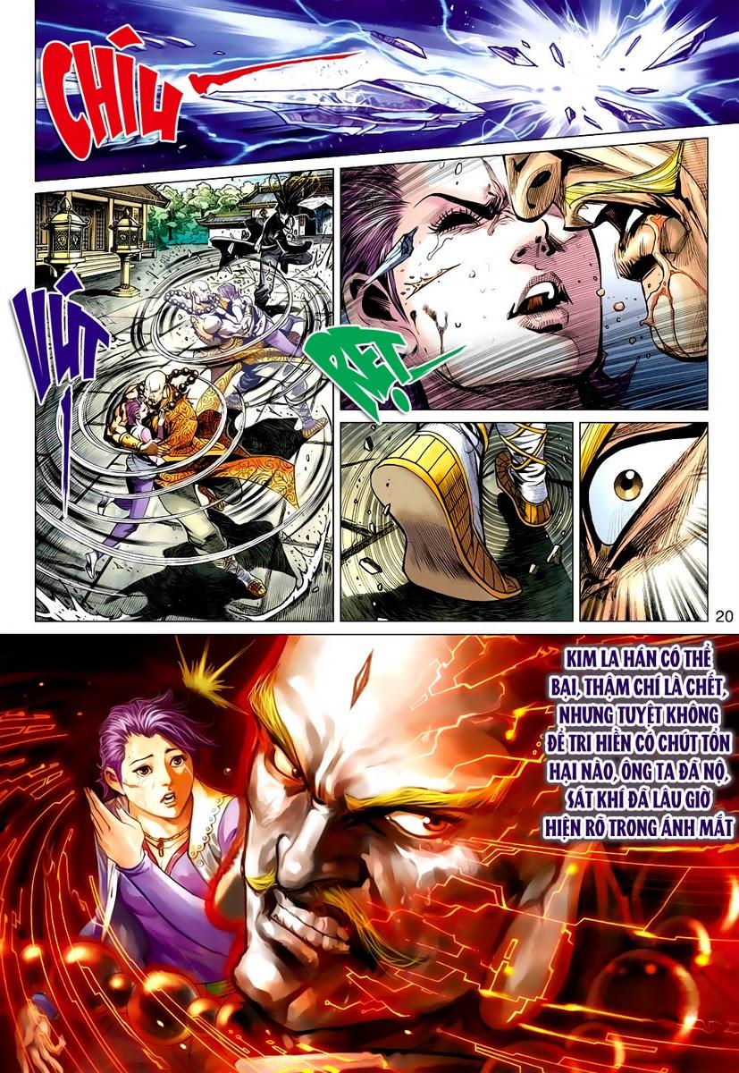 Vương Phong Lôi 2 Chapter 44 - Trang 19