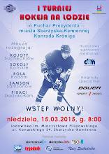Turniej hokeja na lodzie