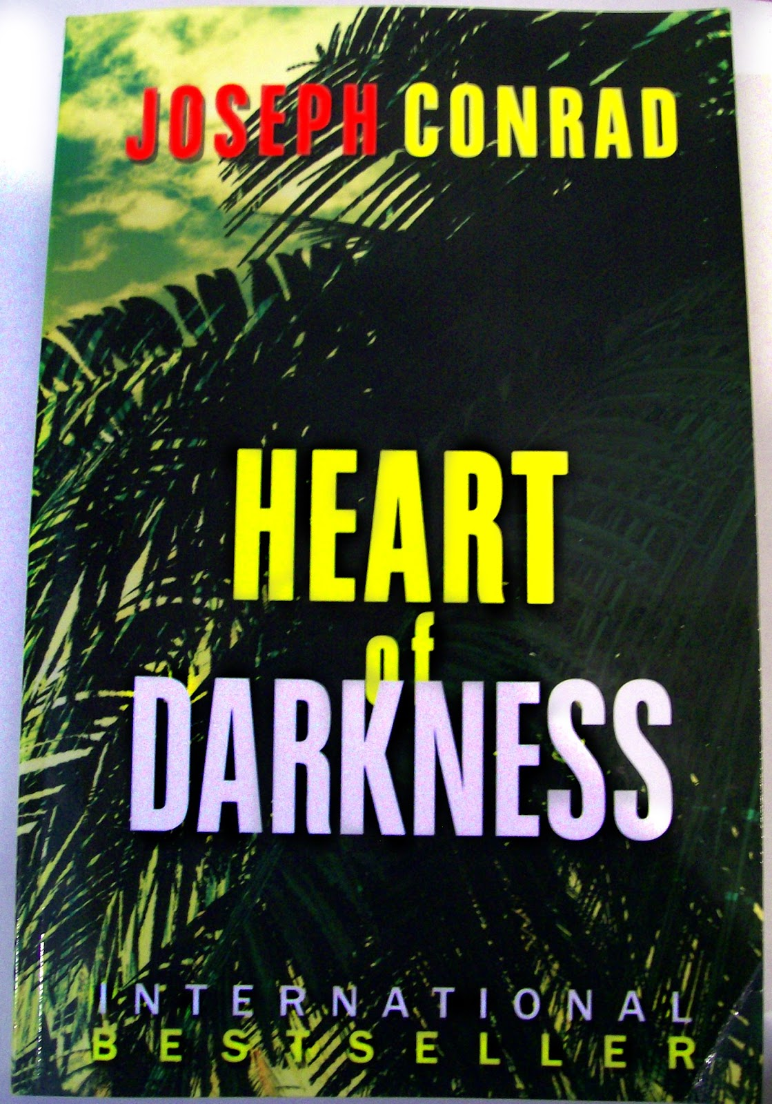 heart of darkness by joseph conrad In heart of darkness, every person and everything mean more than what we find on a superficial level a symbol is used to imply a hidden meaning behind the surface.