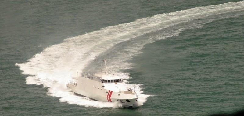 Bakamla RI Dilibatkan dalam Kontra-Terorisme Laut