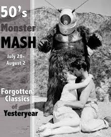 50s Monster Movies Blogathon