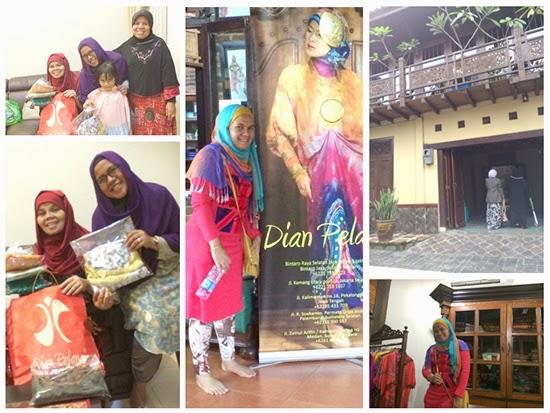 caTaTan dEwiE'z....: Berkunjung ke kota Batik Pekalongan