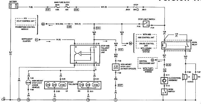 2004 mazda 6 sunroof wiring diagram 2004 automotive wiring diagrams complete mazda electrical wiring diagram