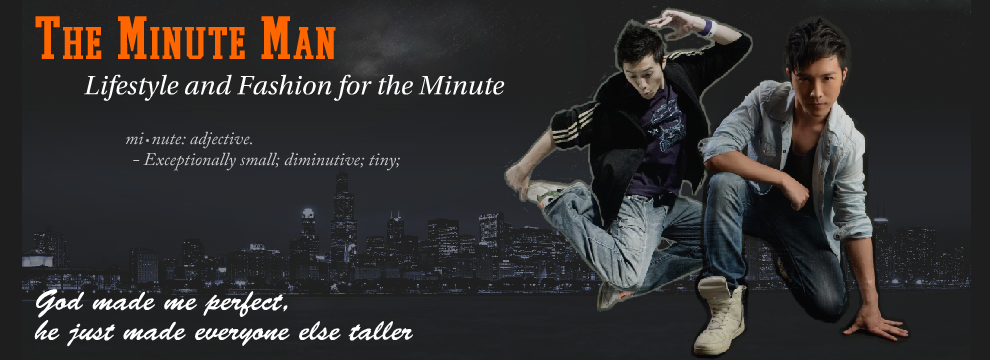 The Minute Man - Lifestyle & Fashion for the Minute