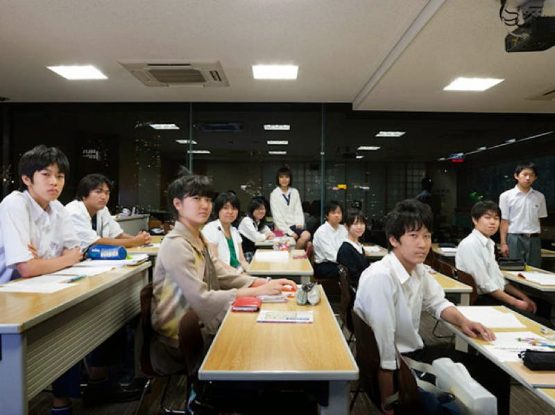 An Eye-Opening Look Into Classrooms Around The World - Tokyo, Japan, Grade 5, Classical Japanese