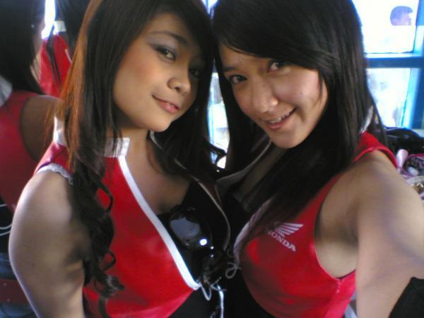 Cewek Seksi Menantang Foto Nakal Mahasiswa Picture.