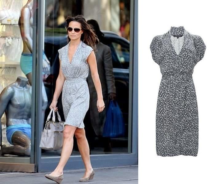 pippa middleton dress. Pippa Middleton#39;s French