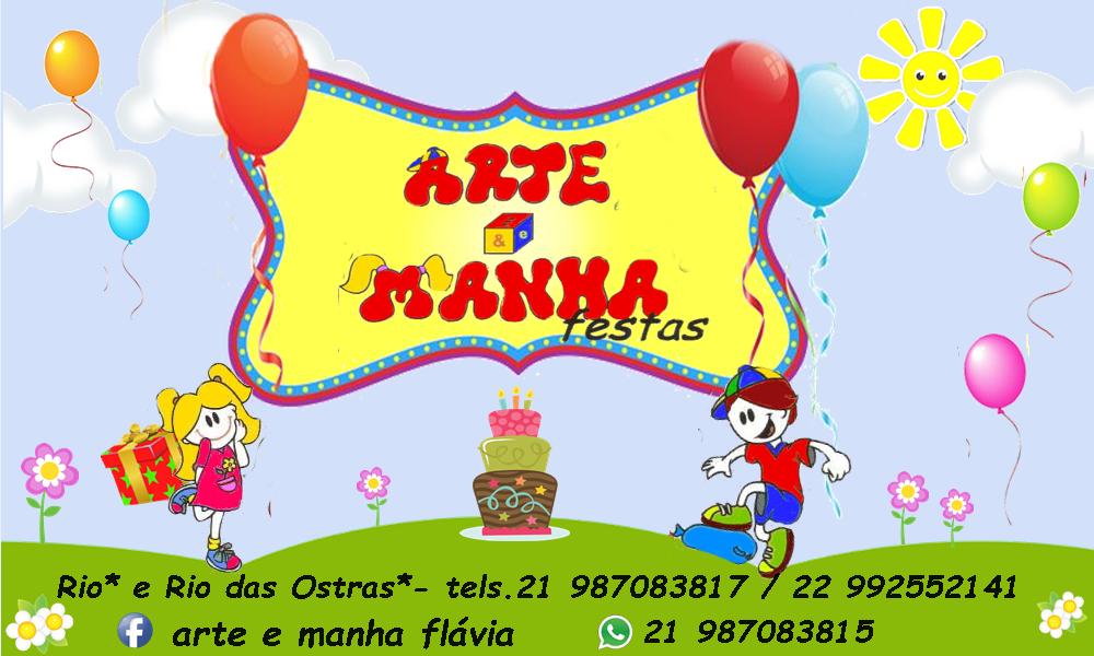 ARTE E MANHA FESTAS