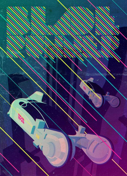 Blade Runner por Par4noid