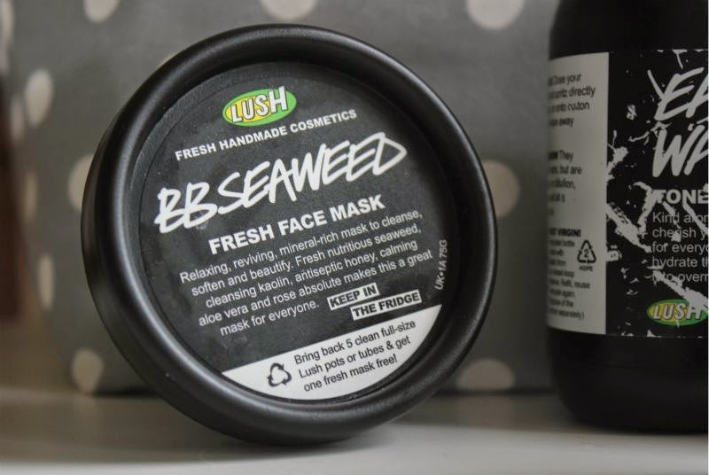Five Non Bath Lush Products to Try