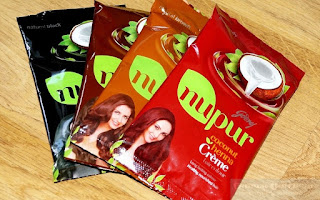 Free Godrej Nupur Coconut Henna Creme Hair Colour Sample