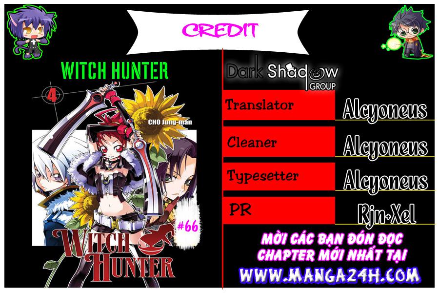 Witch Hunter – Thợ Săn Phù Thủy chap 66 page 1 - IZTruyenTranh.com