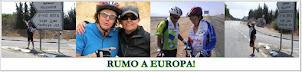 A CAMINHO DA EUROPA