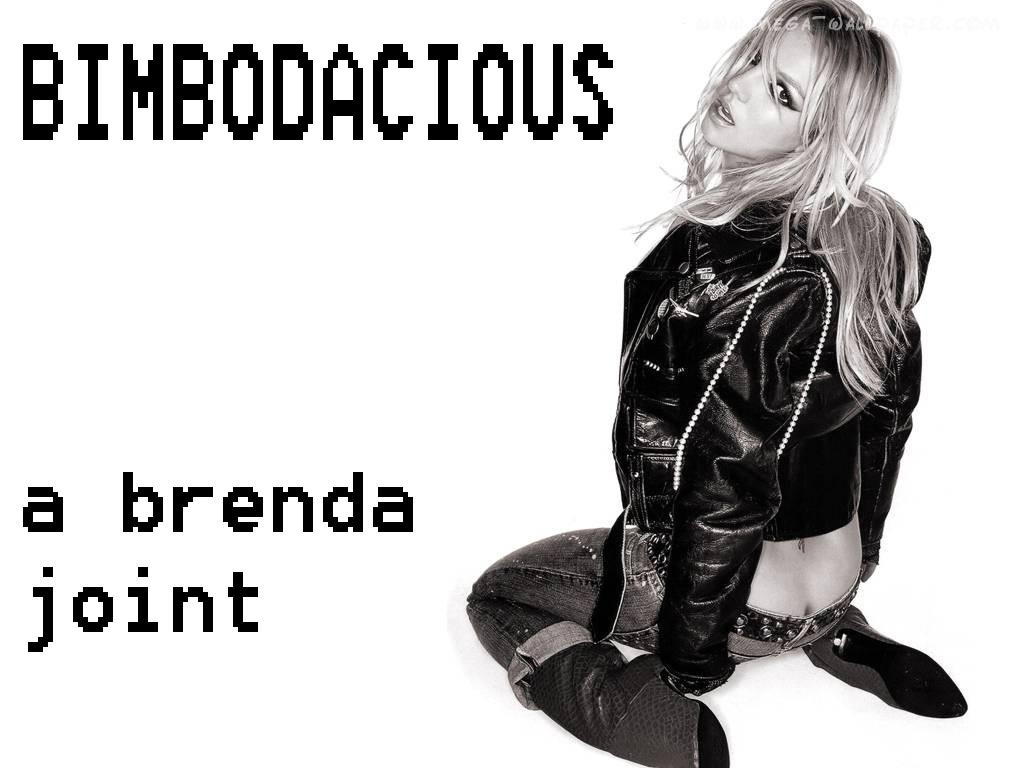 Busty Brenda's Bimbo Beguilement